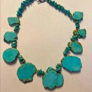🆕🔥 Authentic Turquoise Necklace